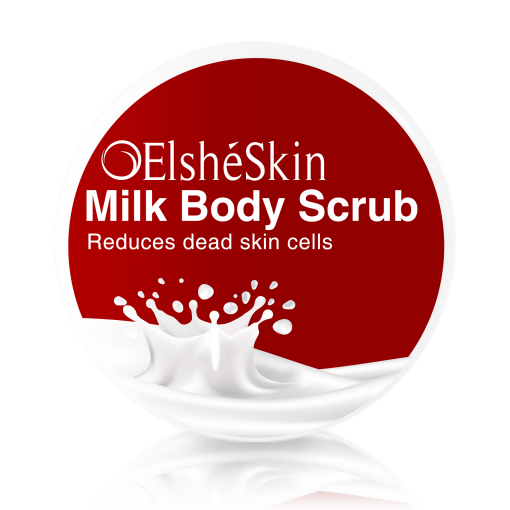 Milk Body Scrub