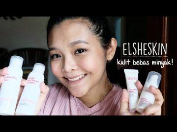 Review Skincare Buat Kulit Berminyak dari Elsheskin | RIRIEPRAMS